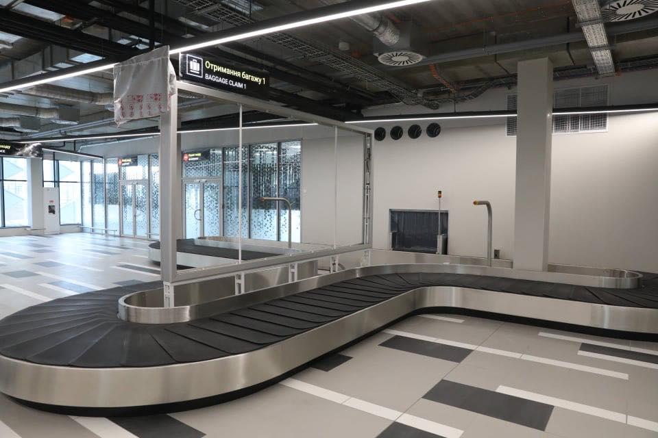 Аеропорт Запоріжжя