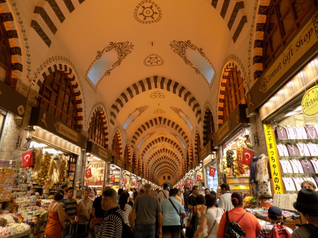 гранд базар в стамбулі