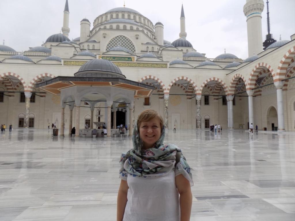 мечеть в Стамбулі