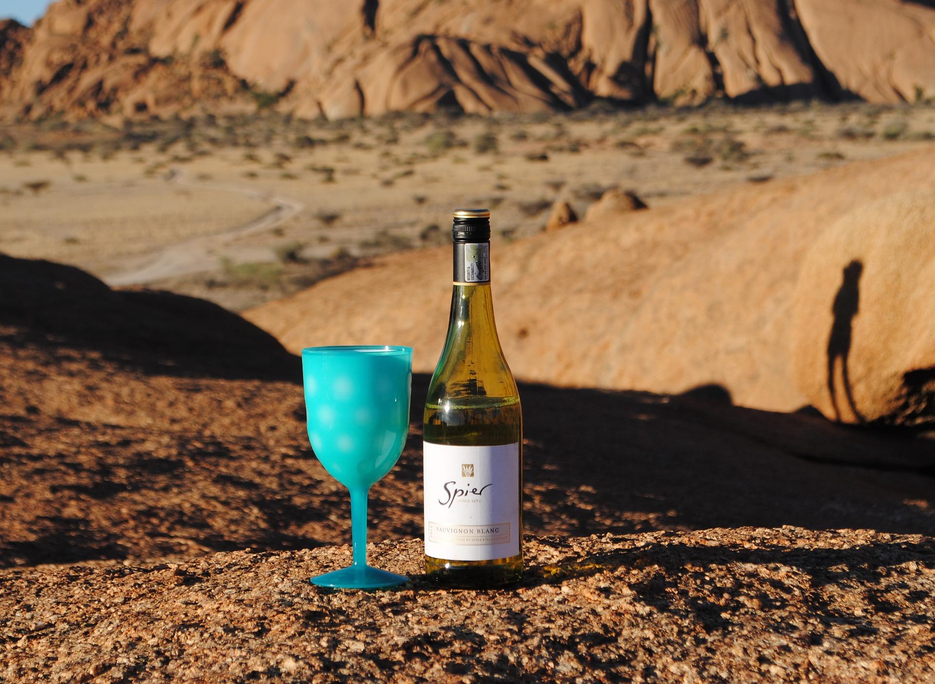 Намібійське вино