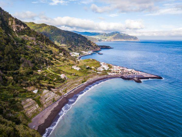 Португалія Азорські острови Рібейра Квенте