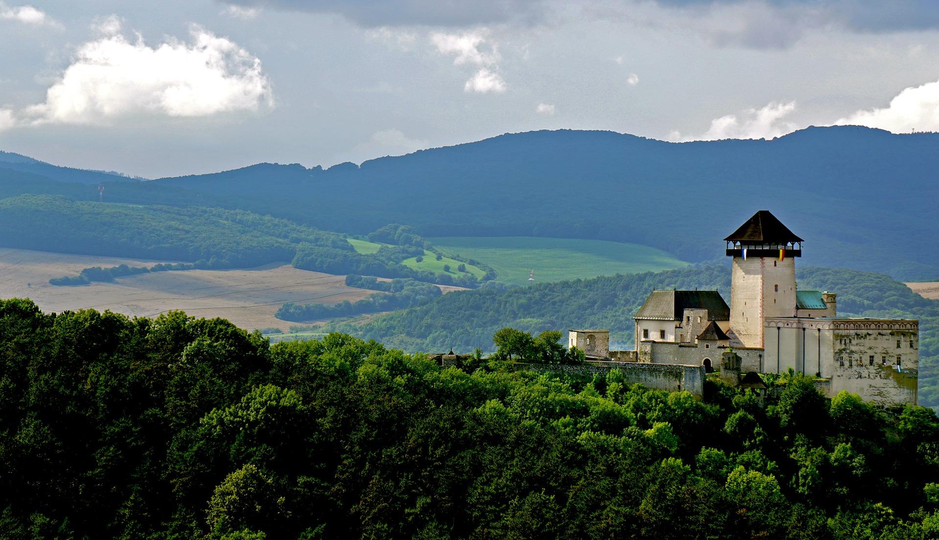 Словаччина Тренчин