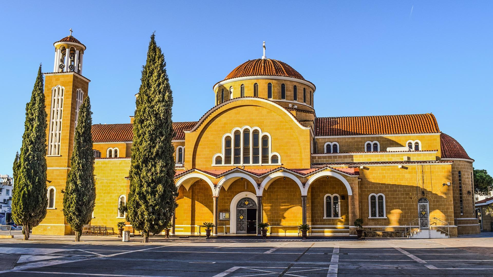 Кіпр Паралімні