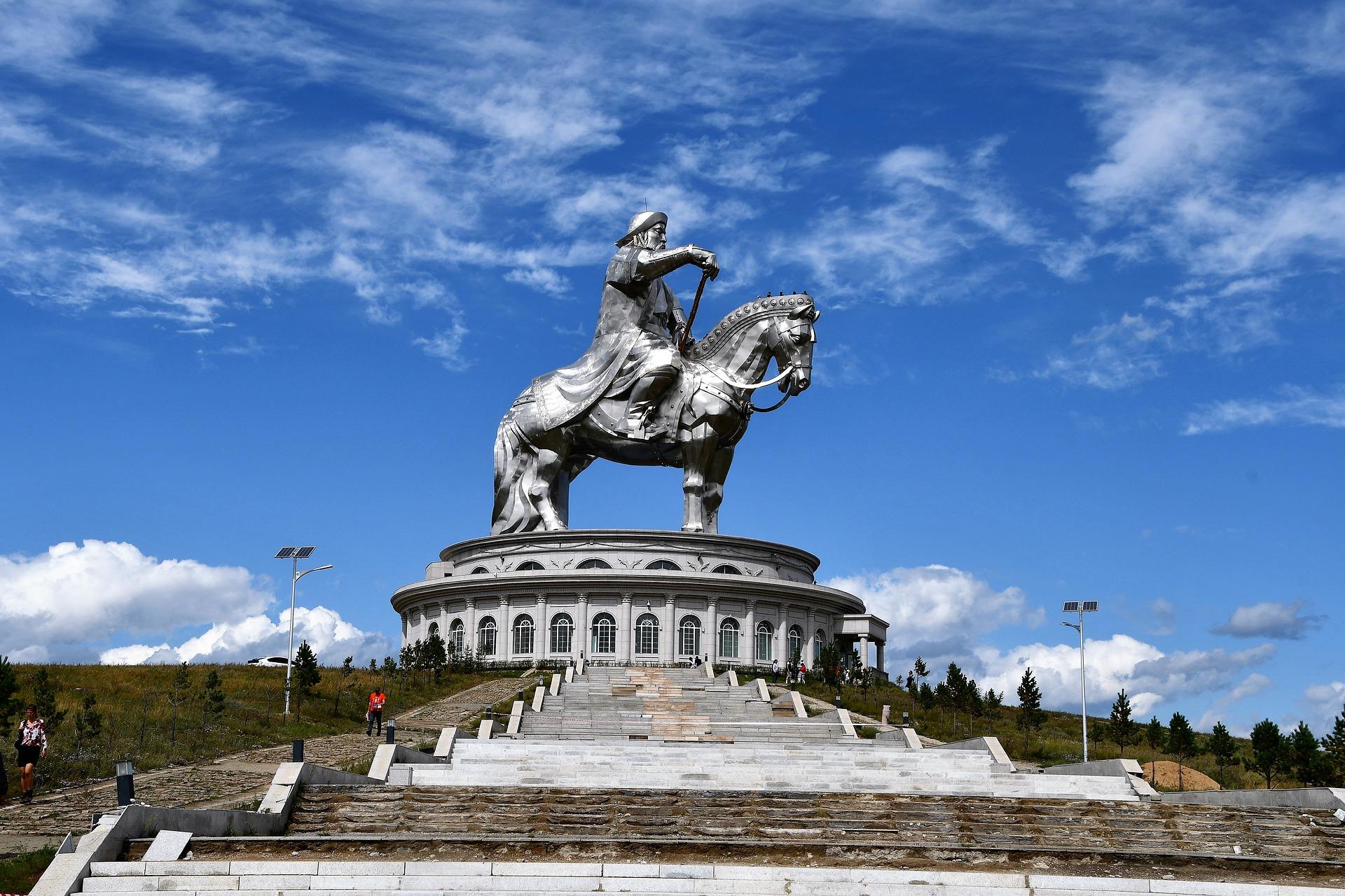 Монголія Улан-Батор Чингісхан