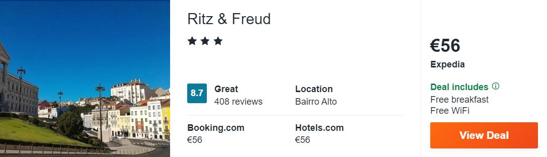 Ritz & Freud