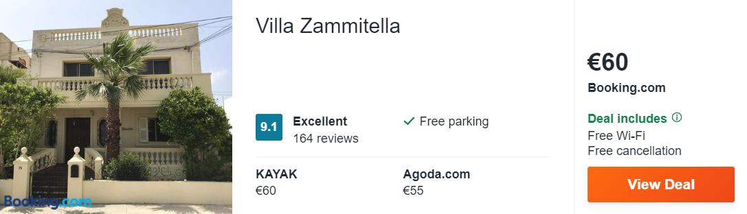 Villa Zammitella