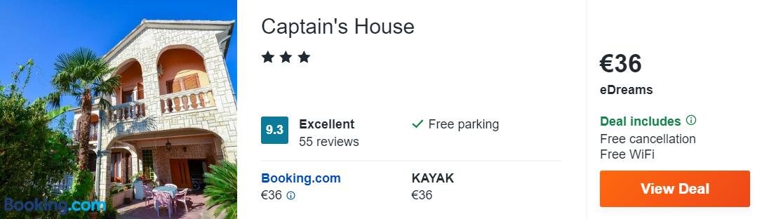 Captain's House