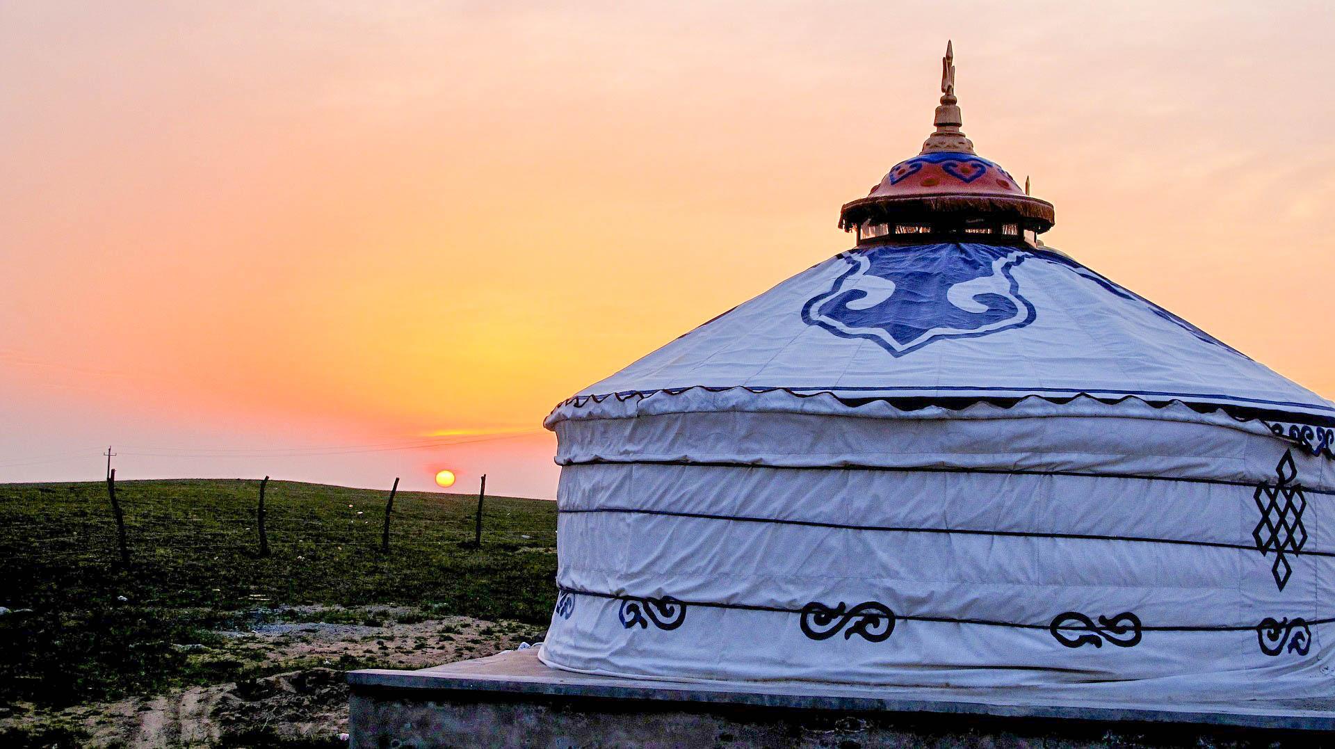 Монголія юрта