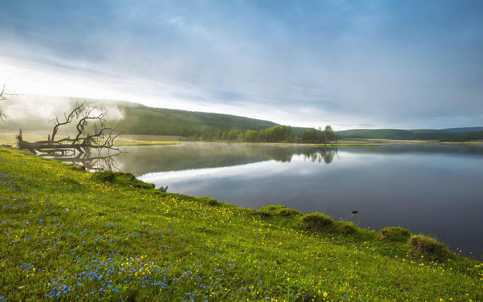 Монголія озеро Хубсугул