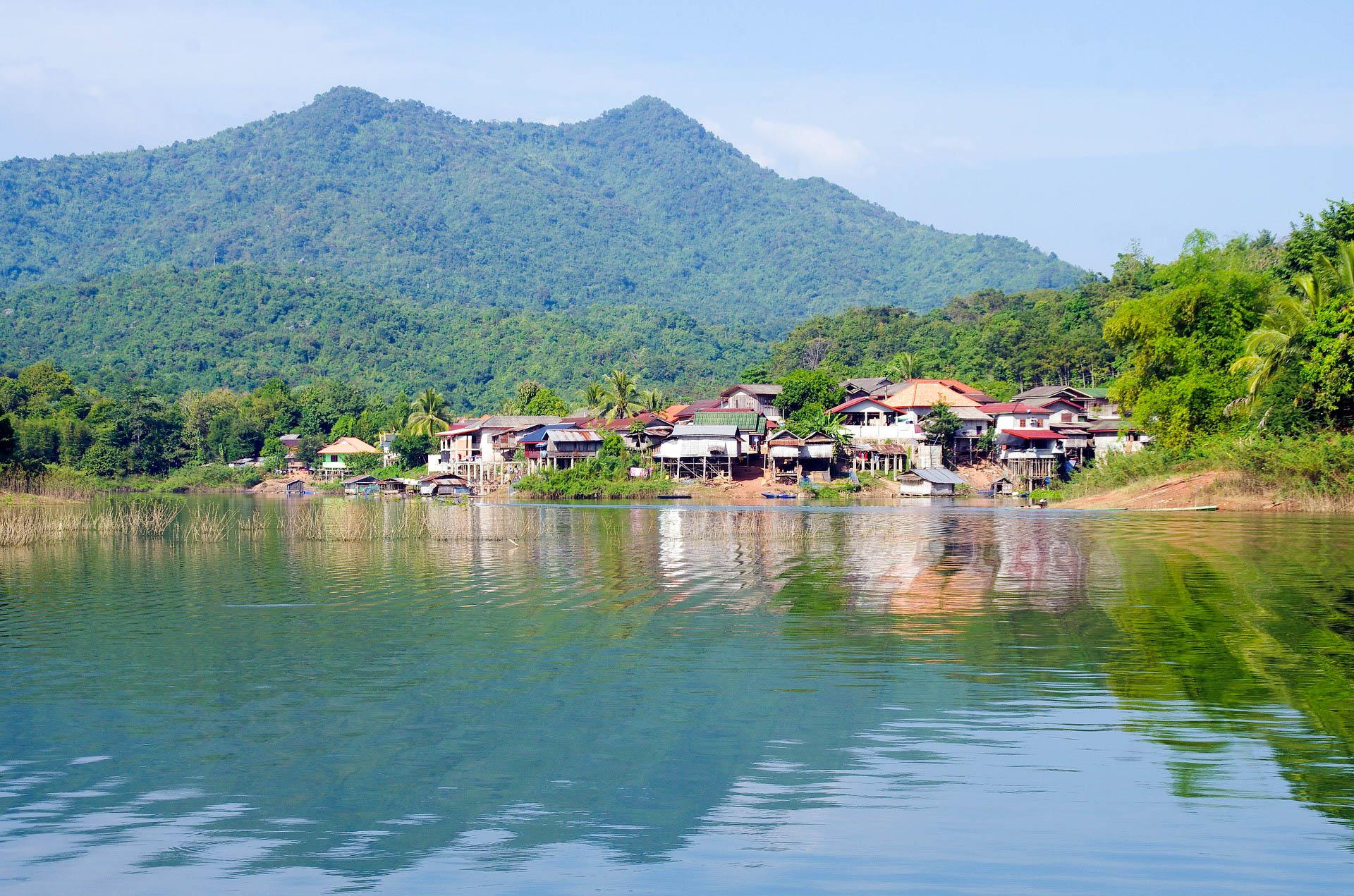 Лаос Ванг Віенг