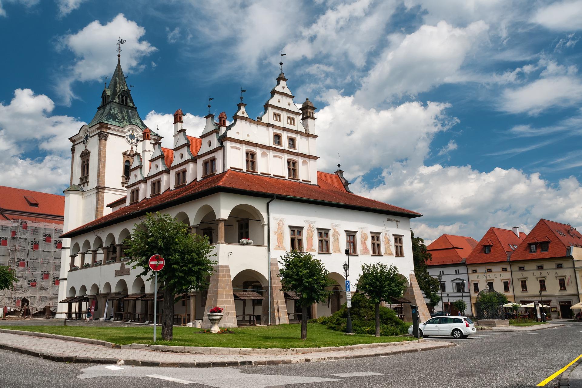 Словаччина Левоча
