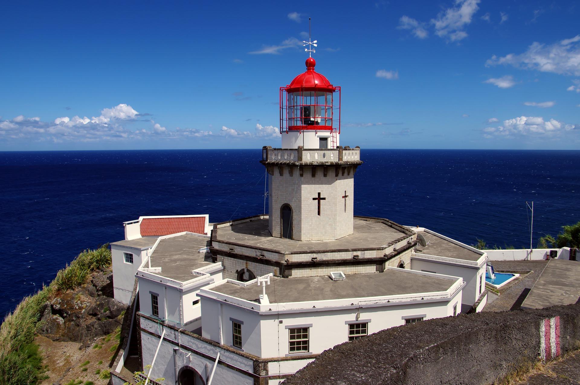 Португалія Азорські острови Фарол-ду-Арнель
