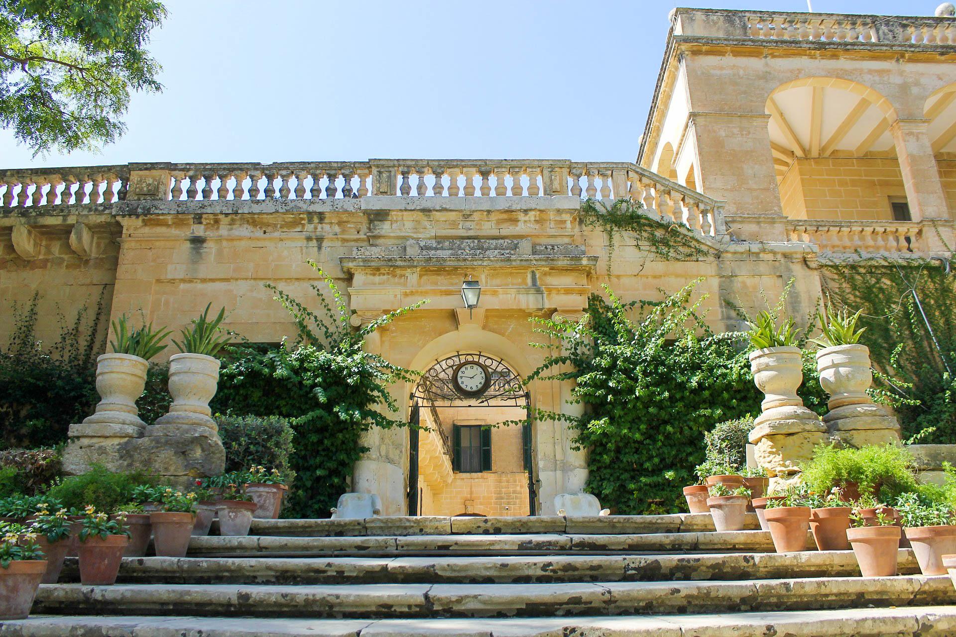 Мальта палац Святого Антонія