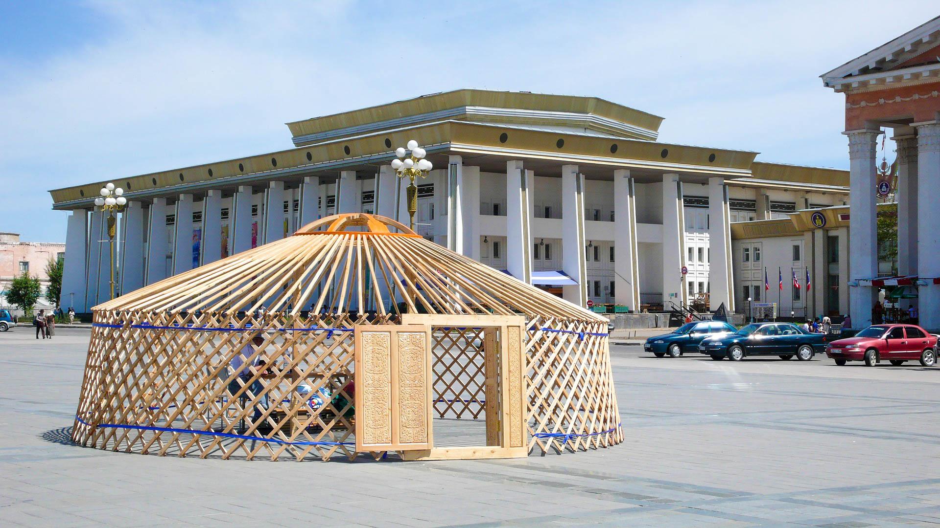 Монголія Улан-Батор