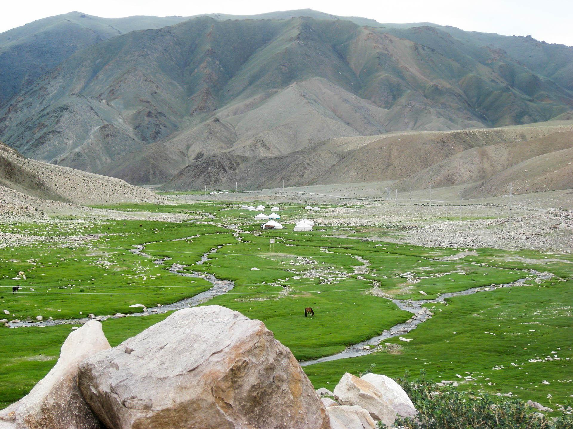 Монголія Алтай