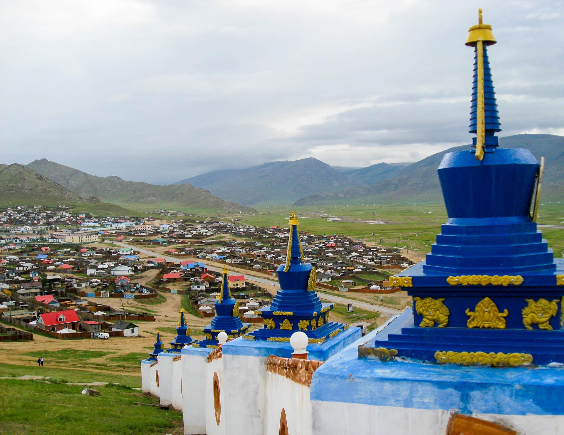 Монголія Каракорум