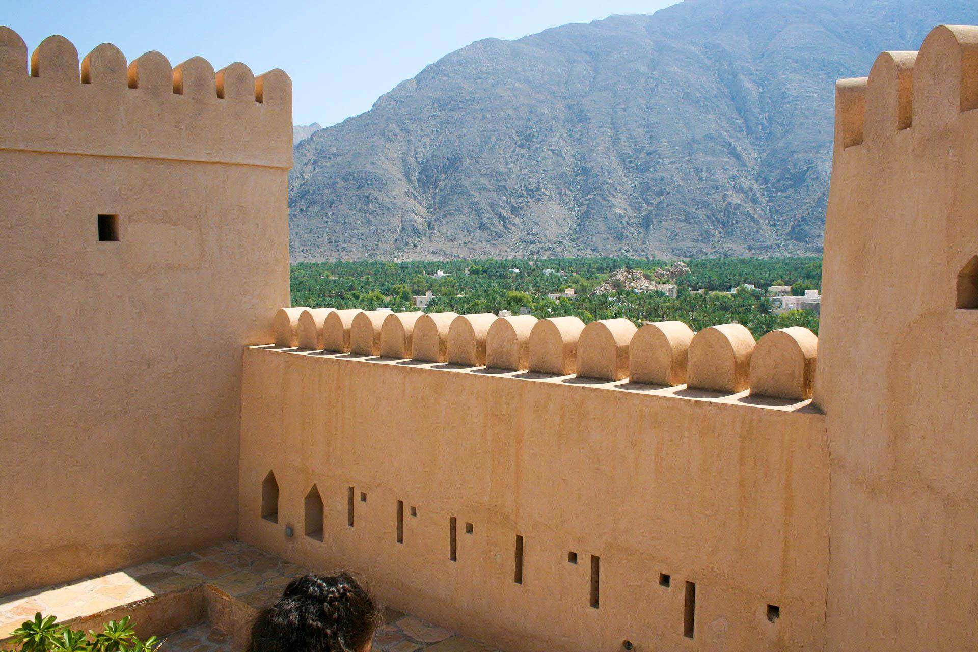 Оман Бахла