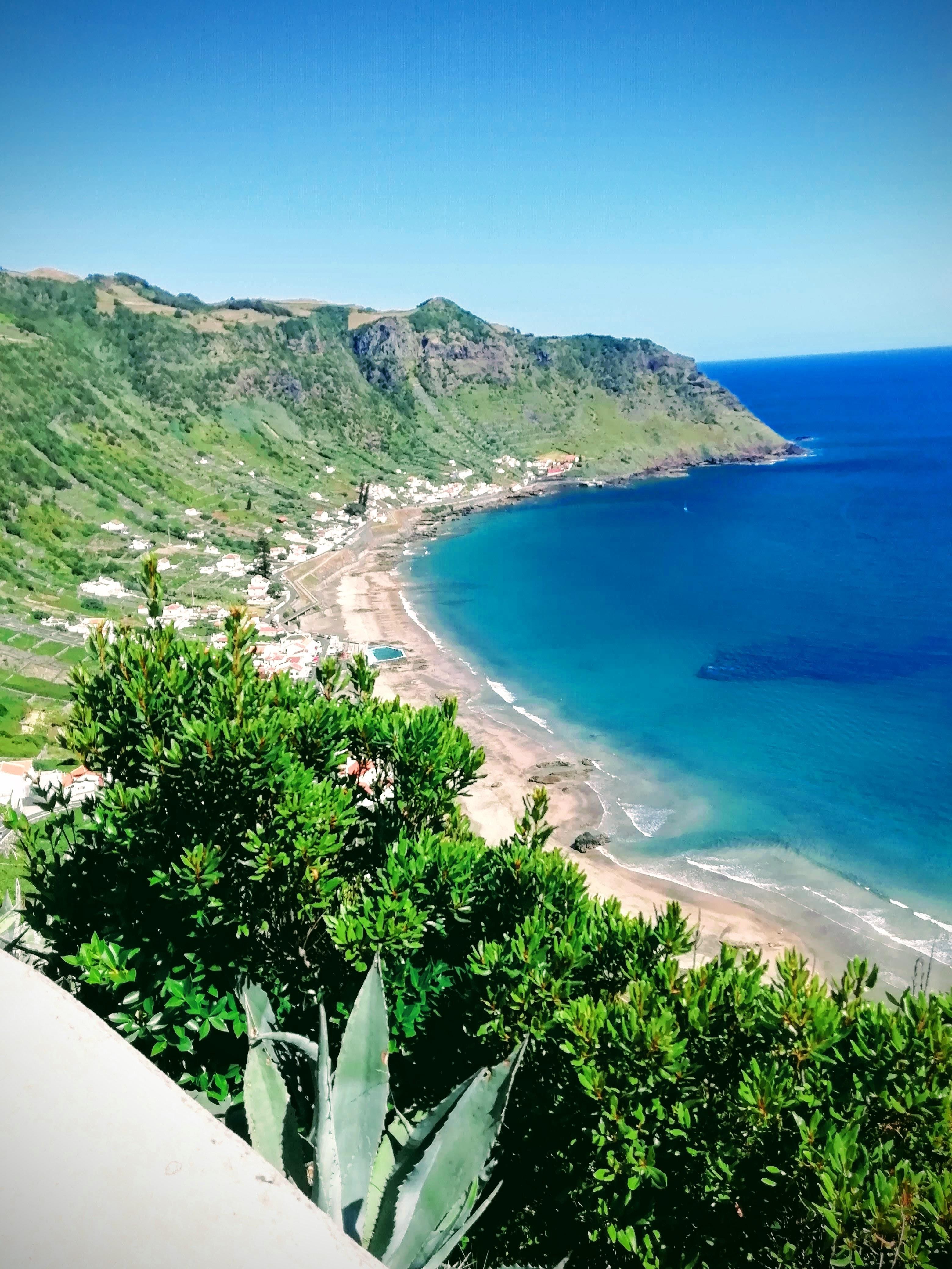 Португалія Азорські острови Ільха де Санта Марія