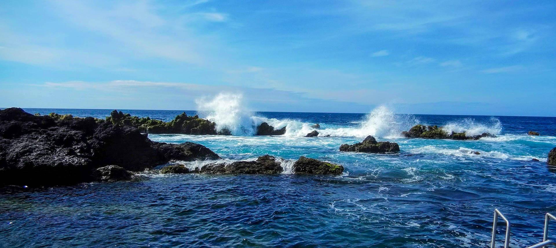 Португалія Азорські острови Понта-да-Феррарія