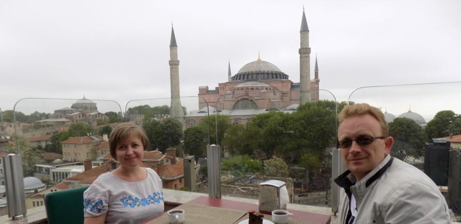 собор Софія в Стамбулі