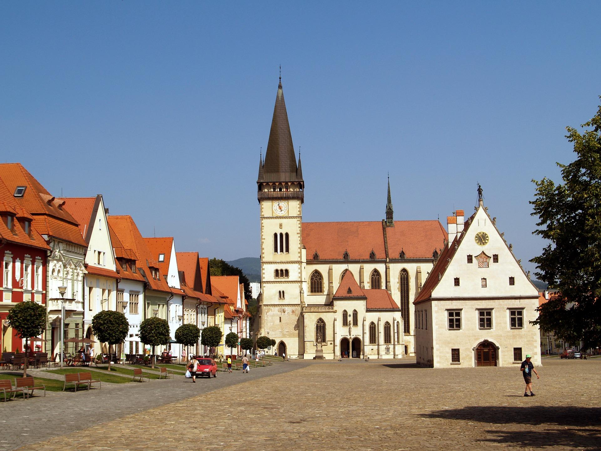 Словаччина Бардіїв