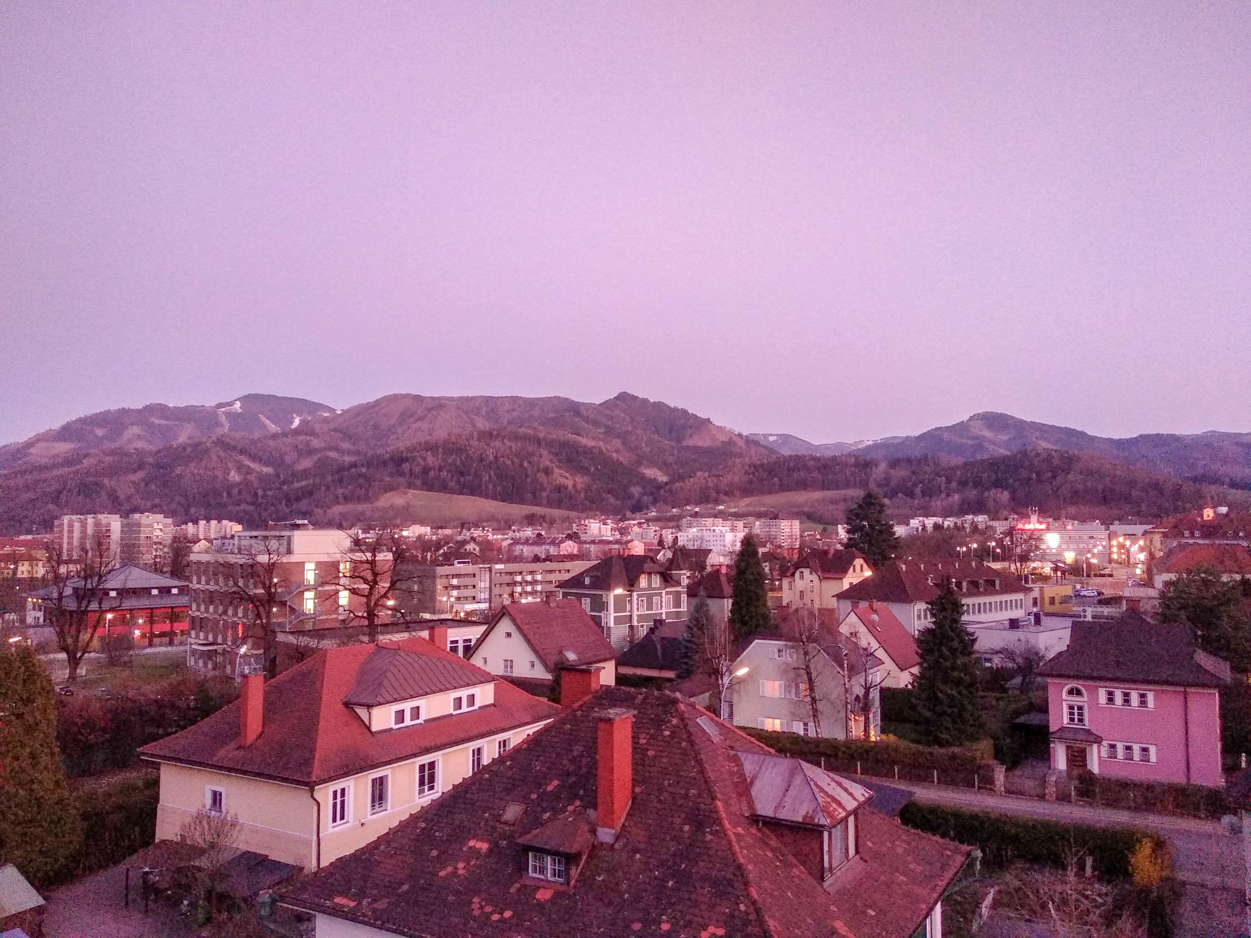 Австрія Леобен