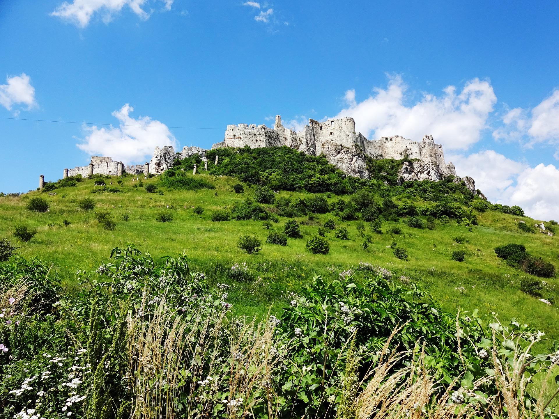 Словаччина Замок