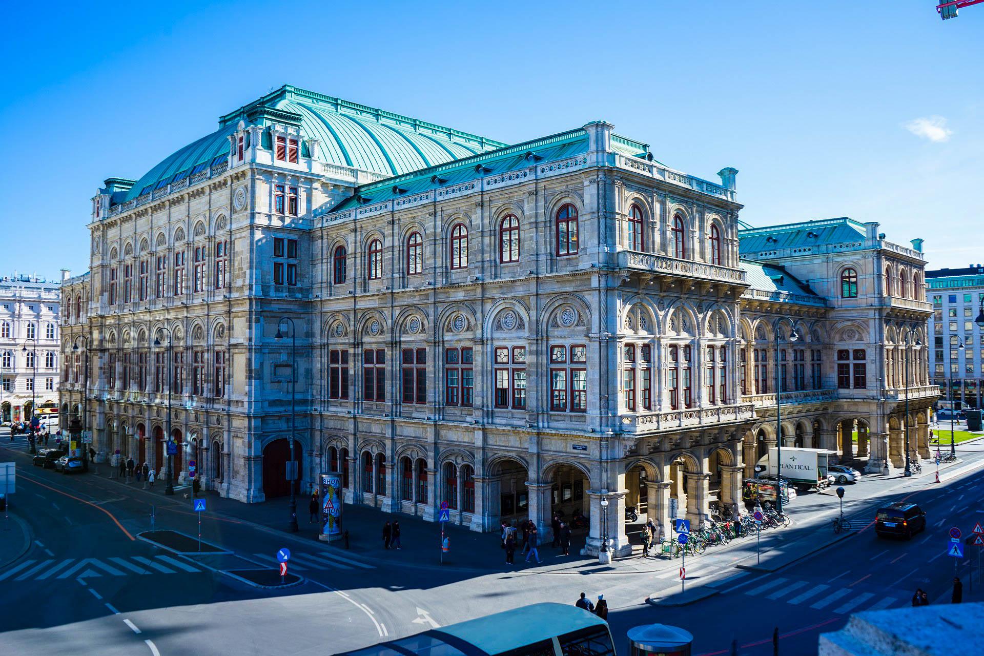 Австрія Відень опера