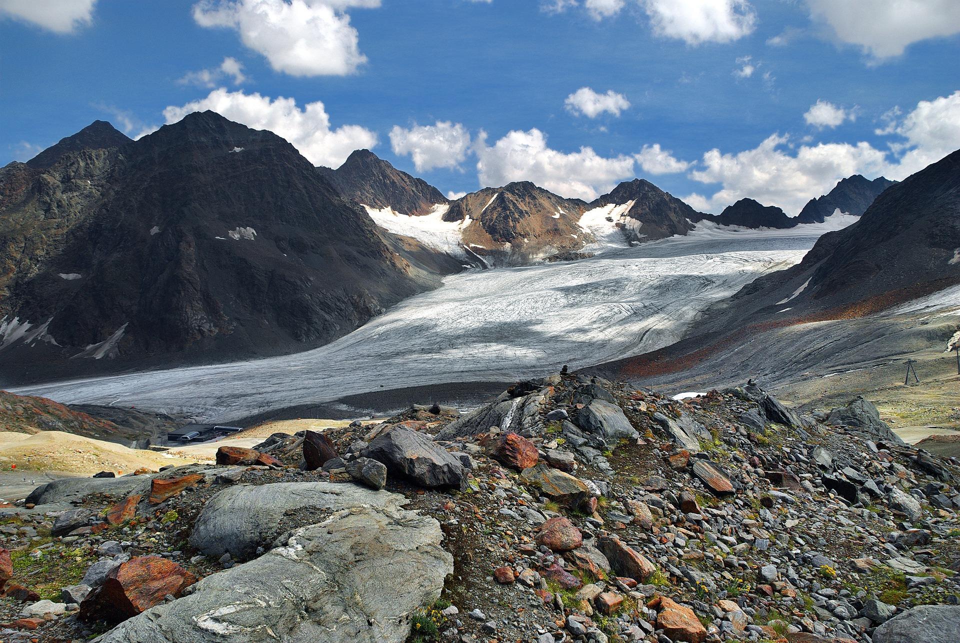 Льодовик Австрії