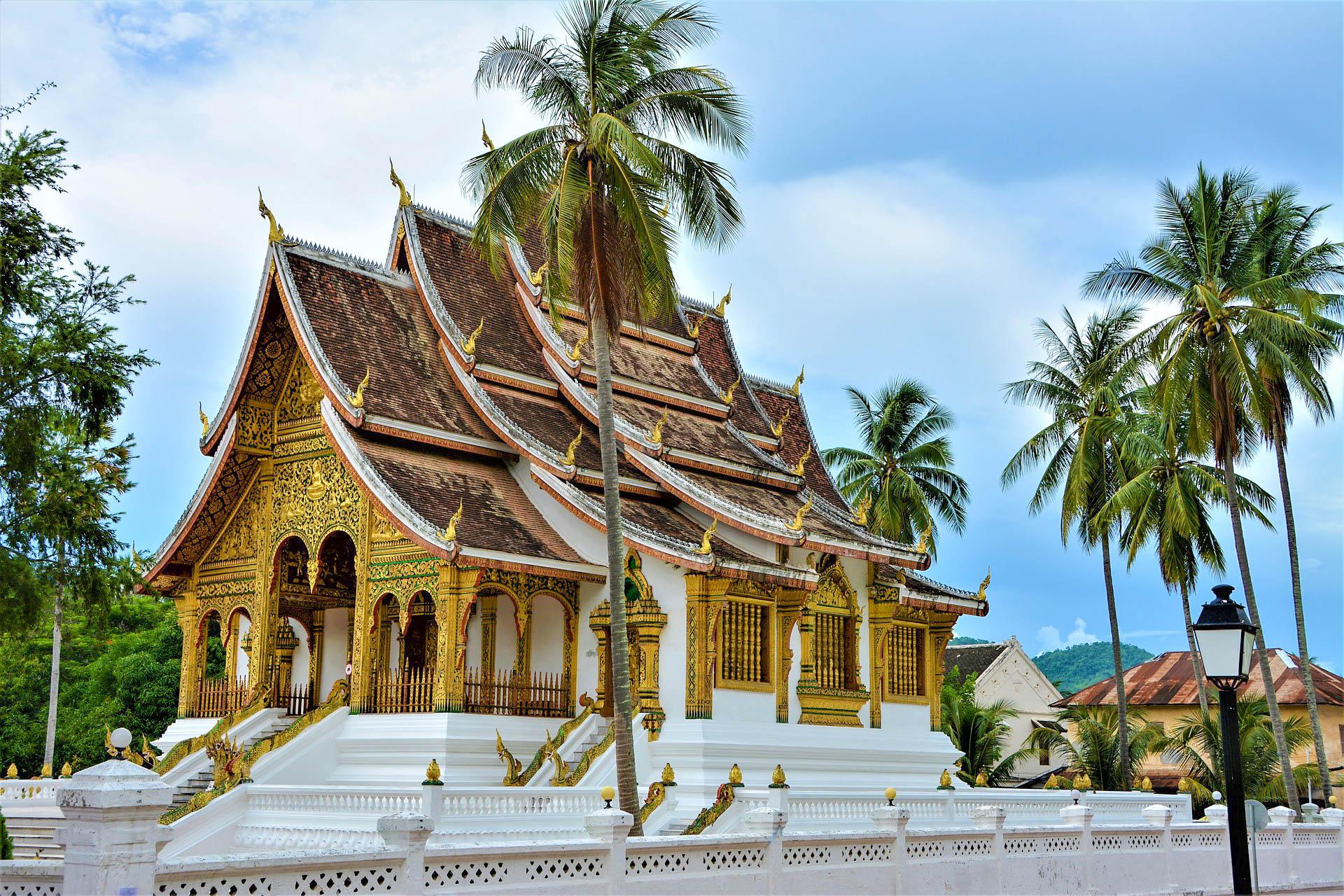 Лаос Луангпхабанг