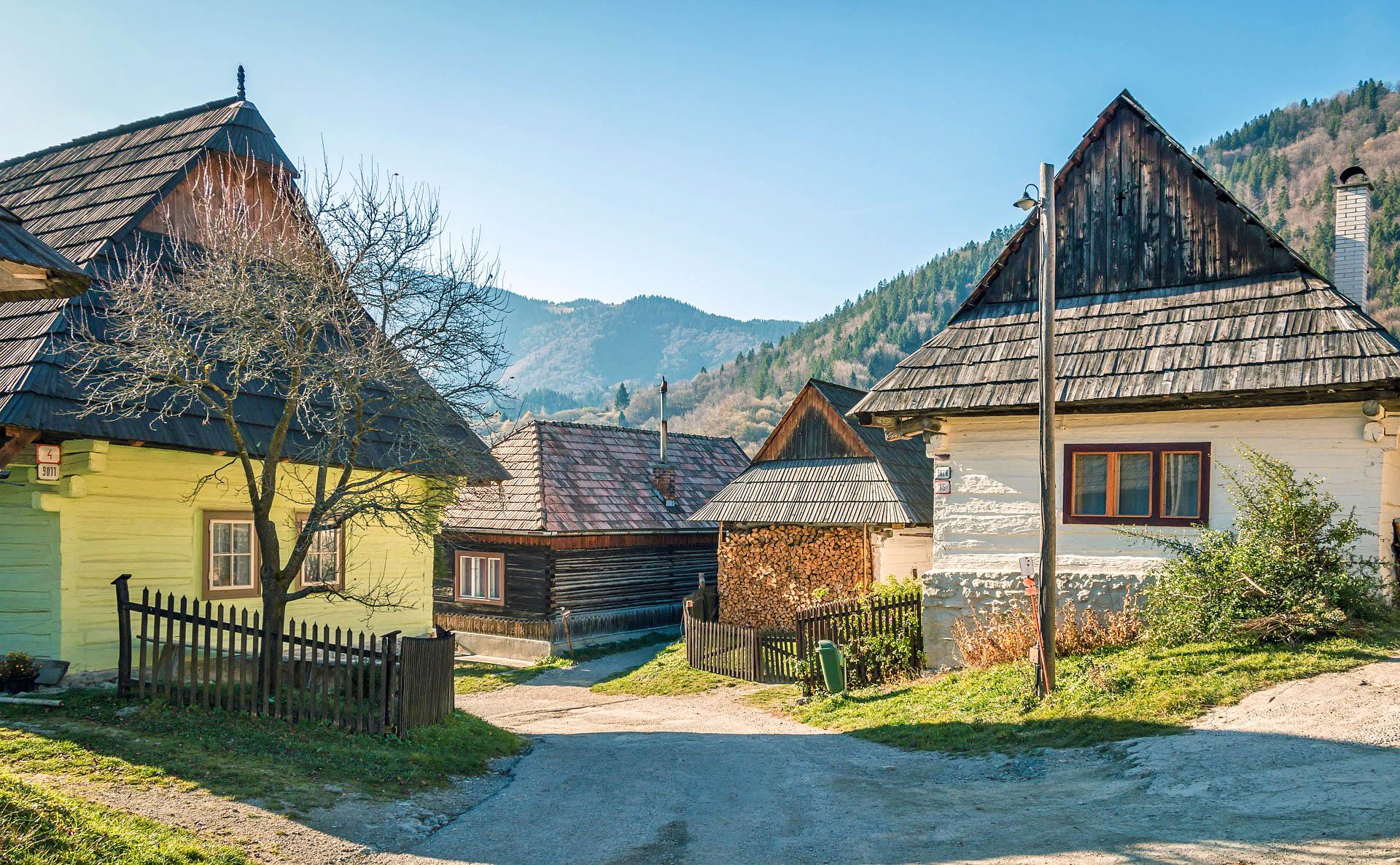 Словаччина Влколінец