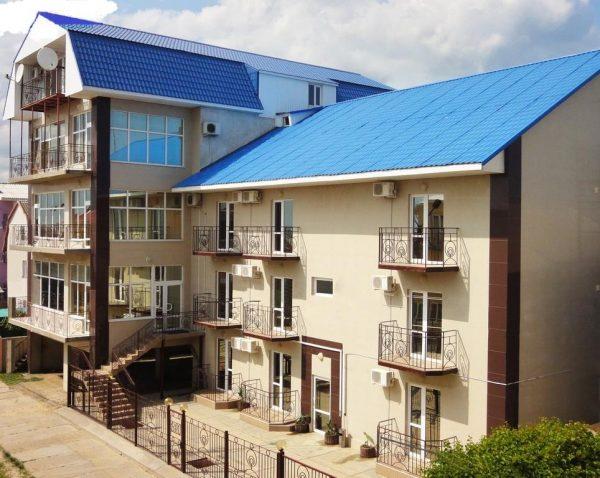 mini-otel' Chernomorskii