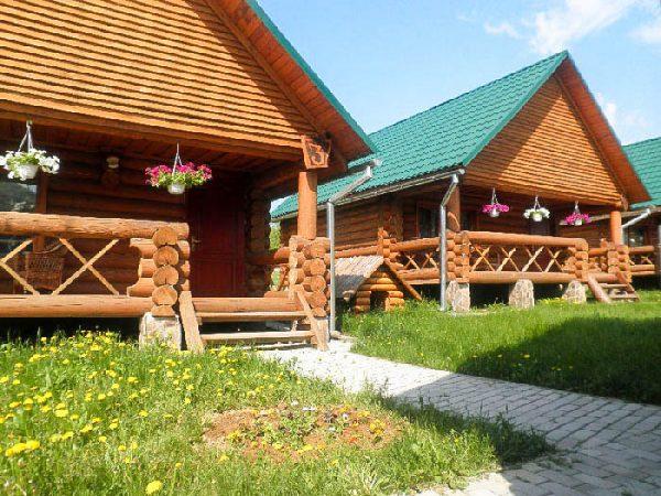 Tourist complex Karina