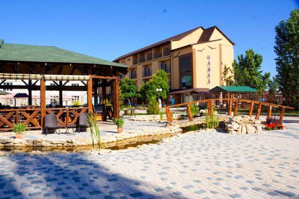 Hotel Chaika 3