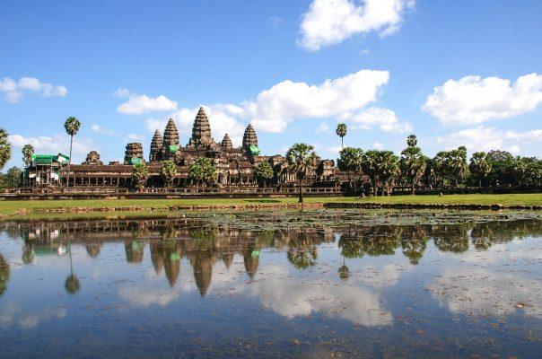 Камбоджа Сіємреап Ангкор