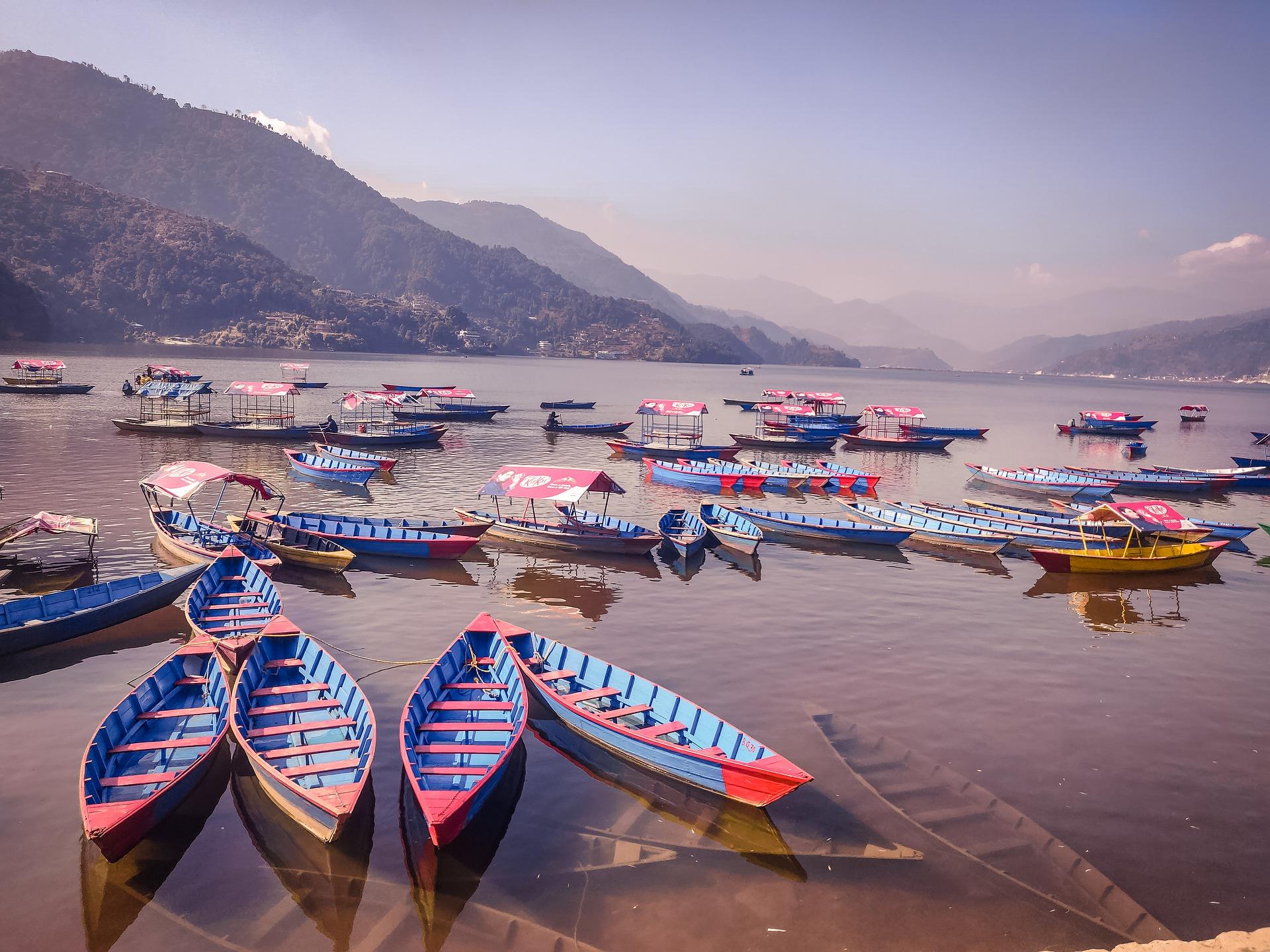 Непал Покхара Пхева