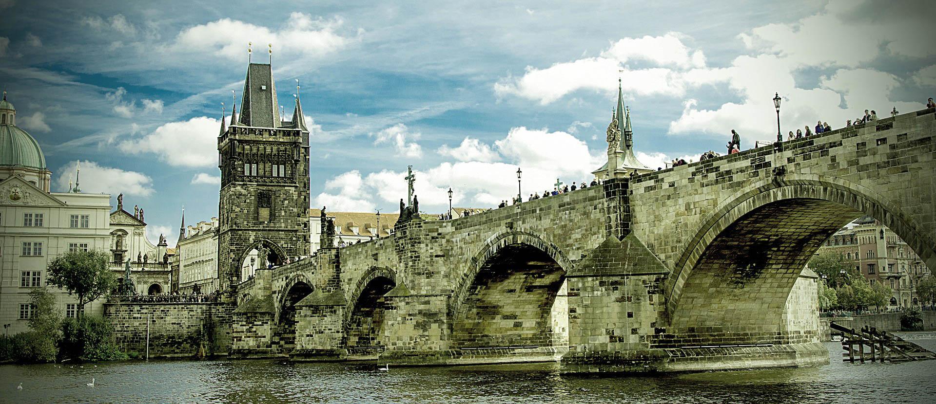 Чехія Прага Карлів міст
