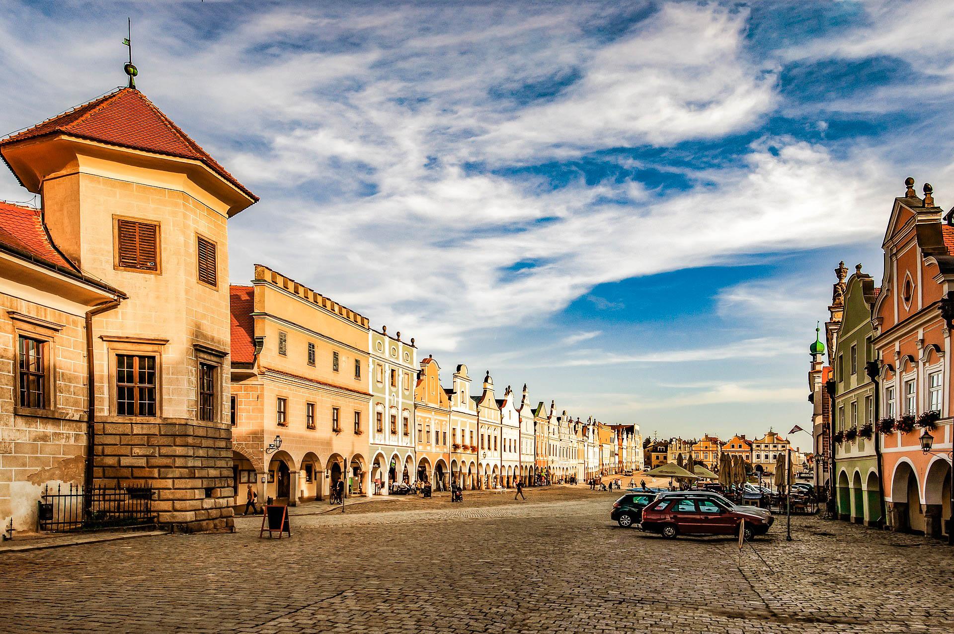 Чехія Тельч