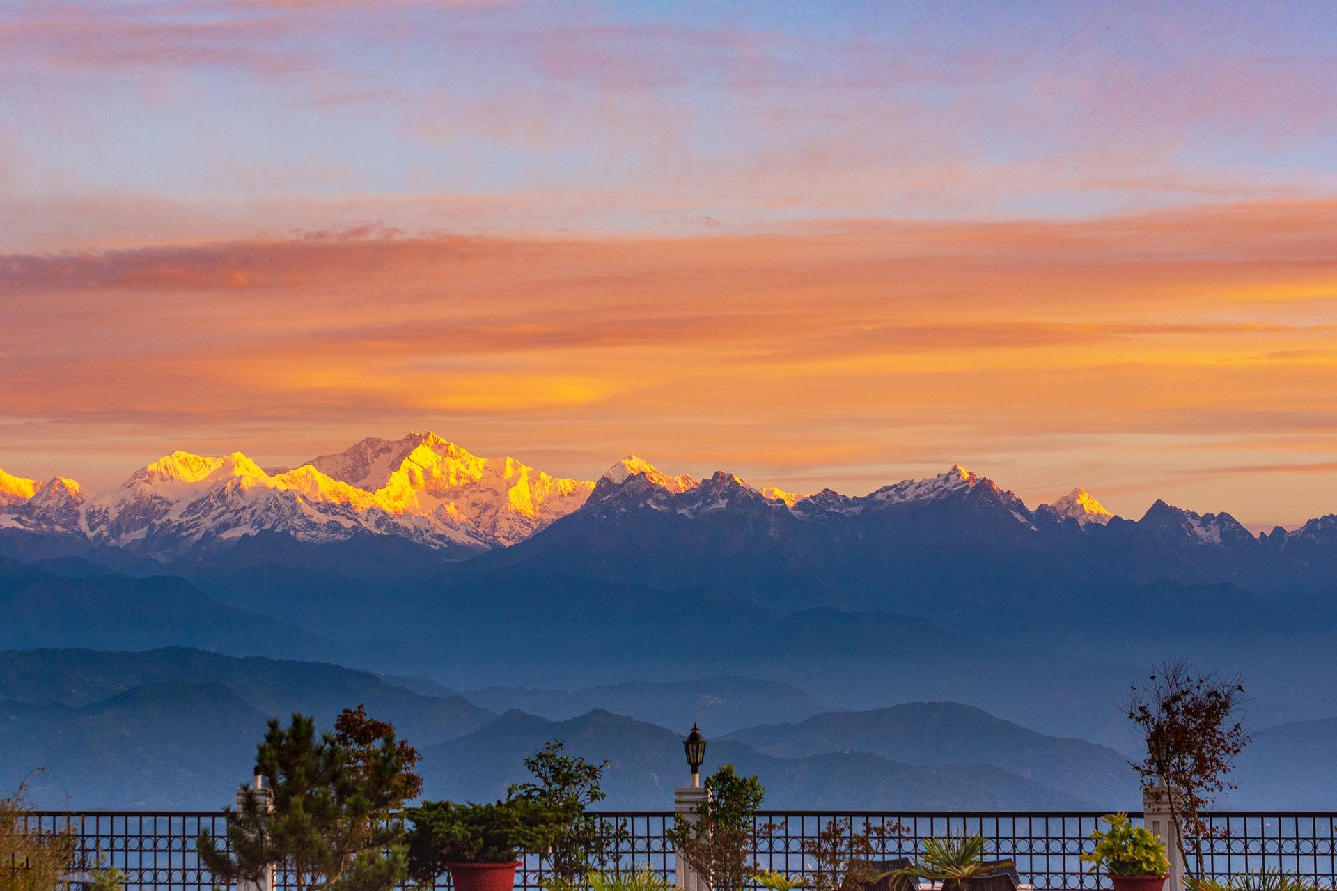 Непал Канченджанґа