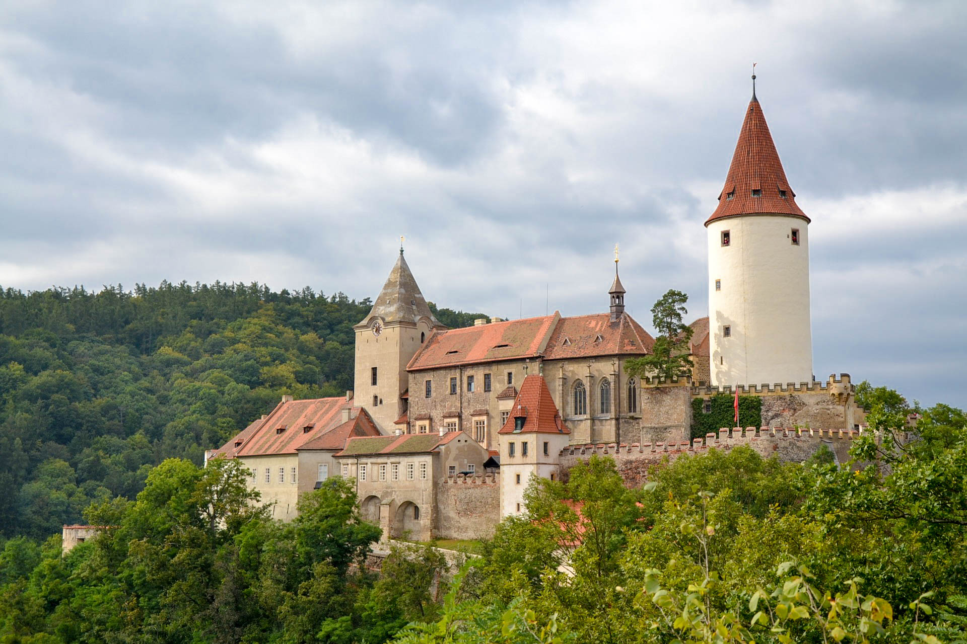 Чехія Кршивоклат