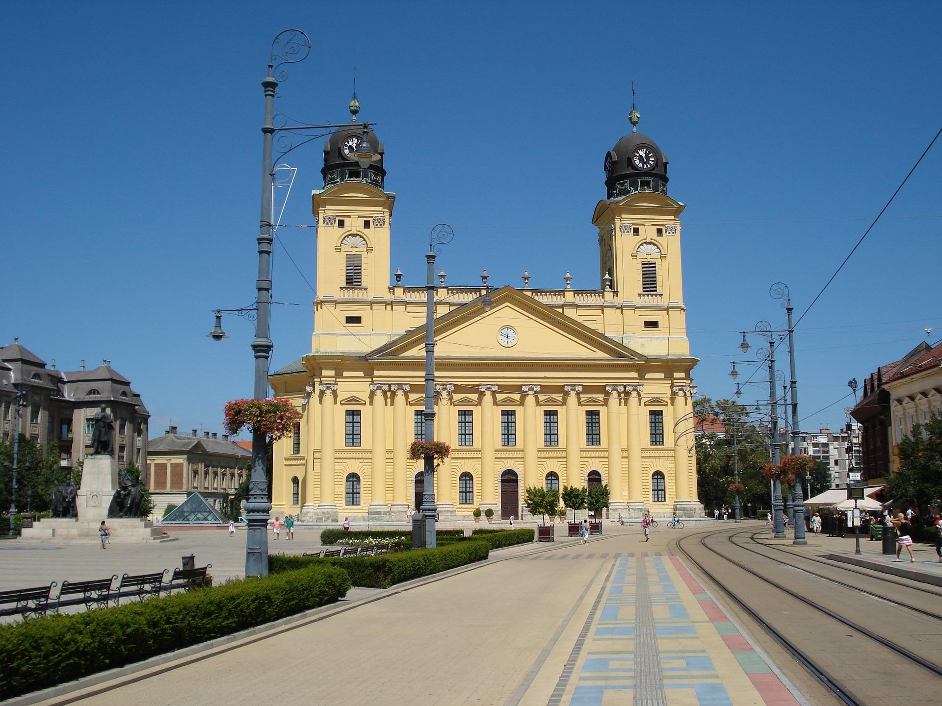 Угорщина Дебрецен