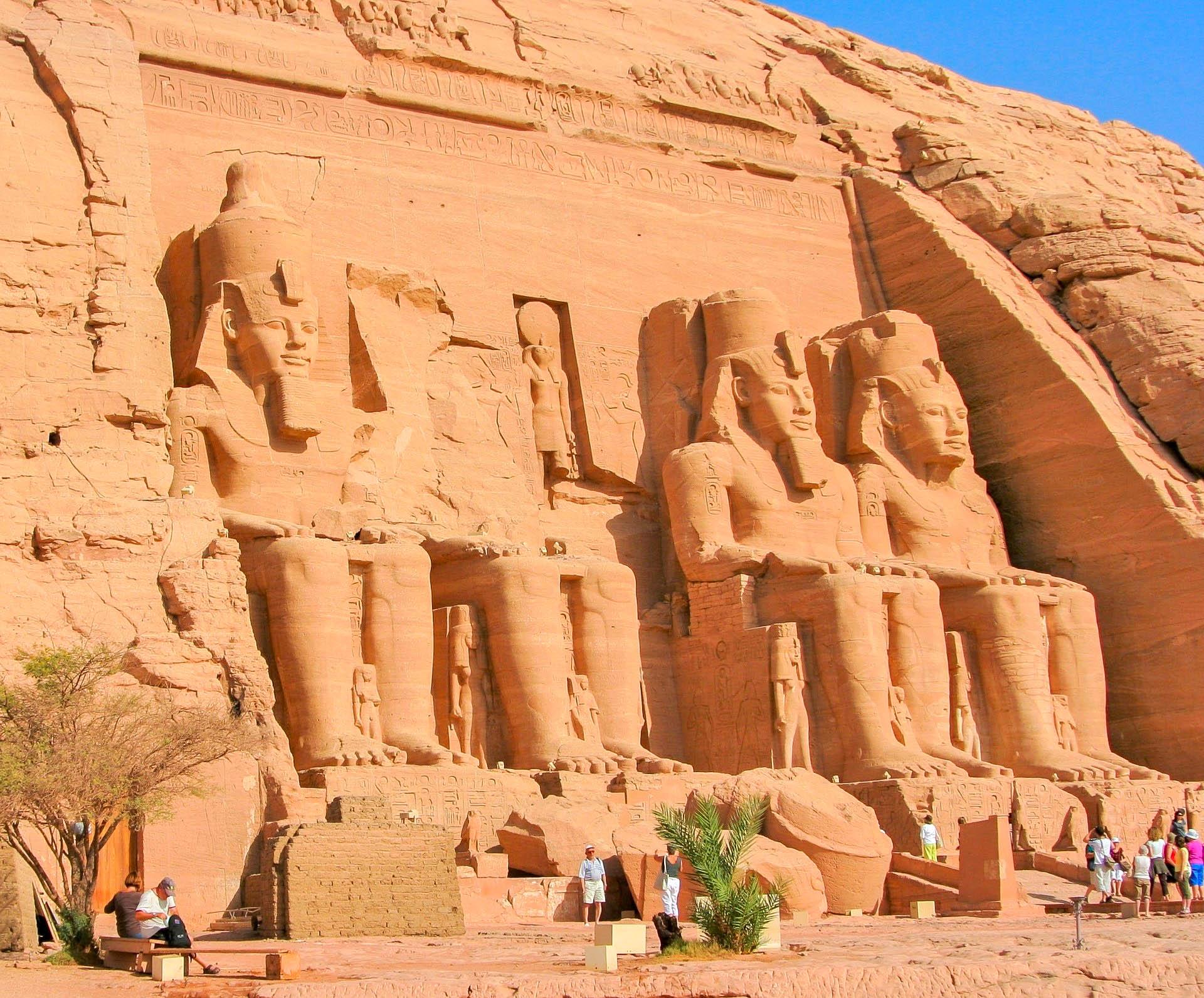 Єгипет Абу-Сімбела