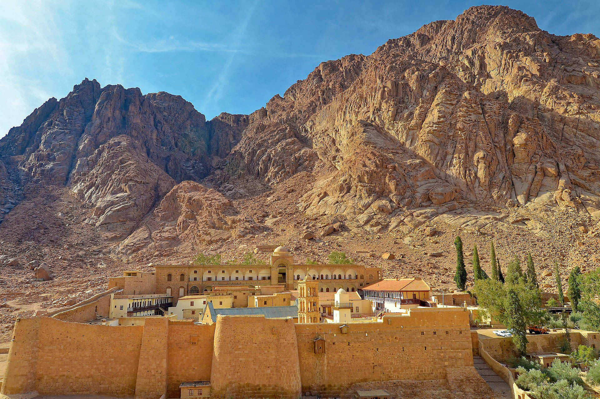 Єгипет Синай Свята Катерина