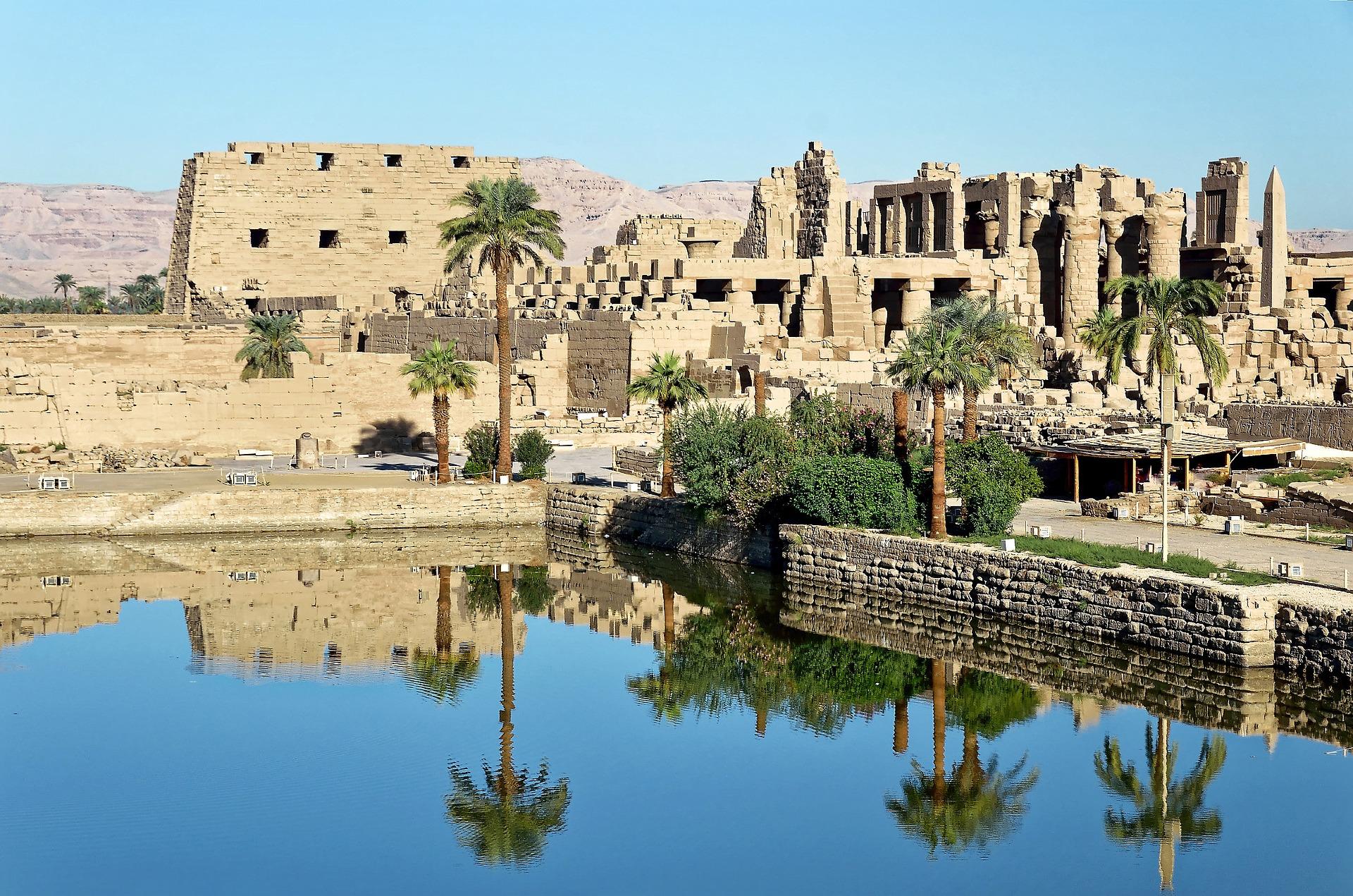 Єгипет Луксор