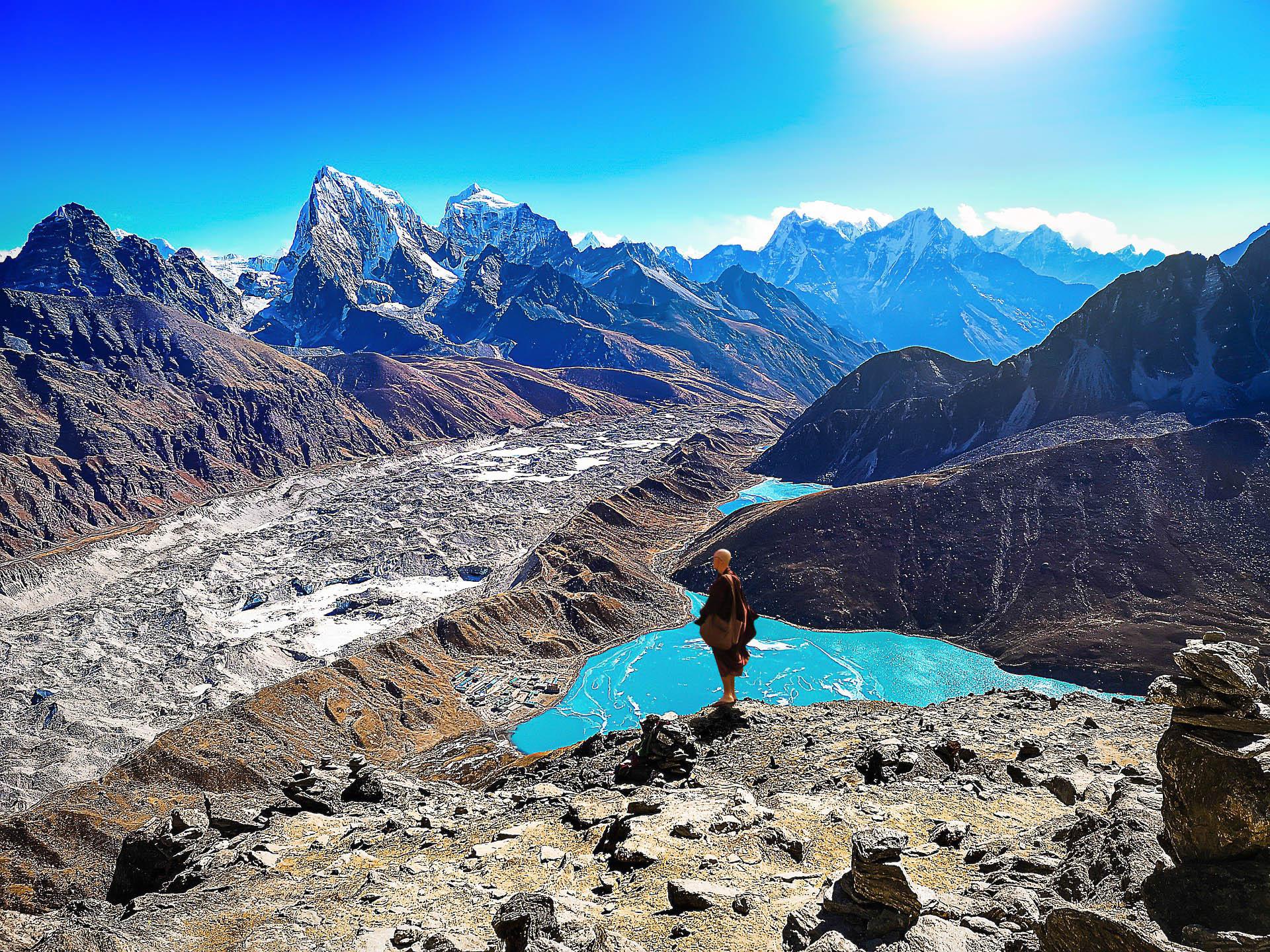 Непал Сагарматха