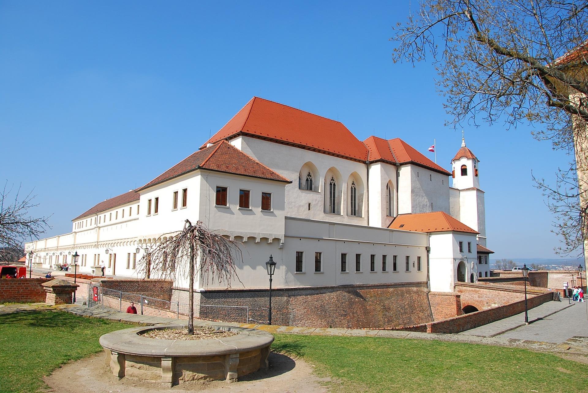 Чехія Брно