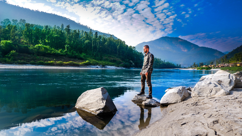 Непал річка