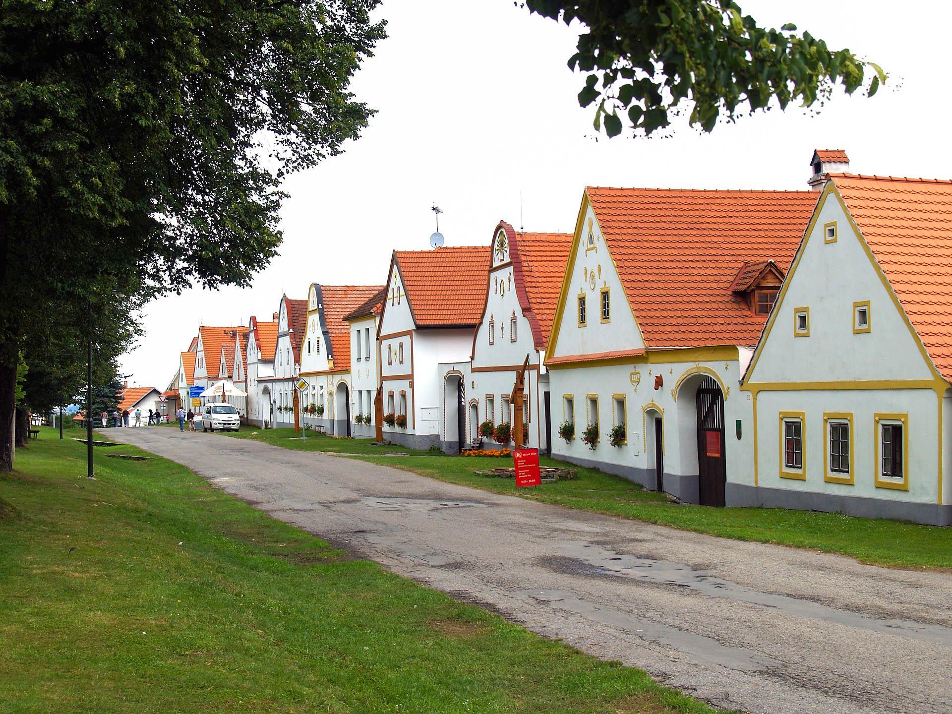 Чехія Голашовіце