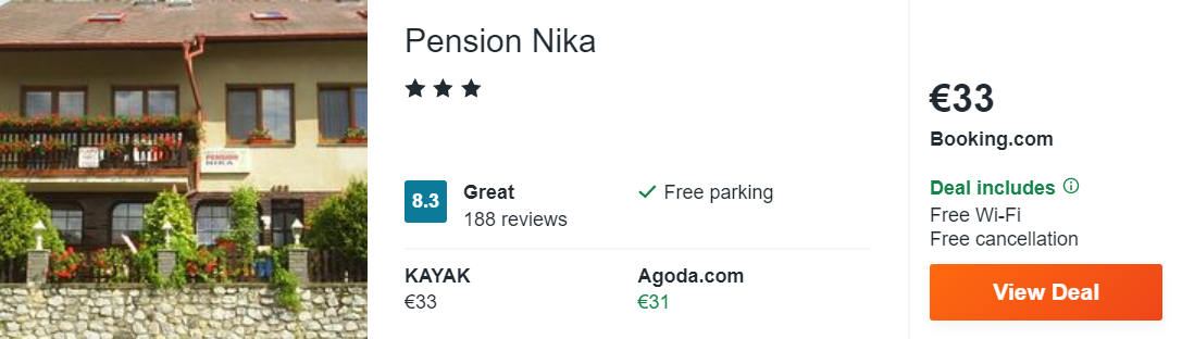 Pension Nika