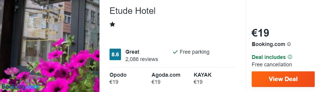 Etude Hotel